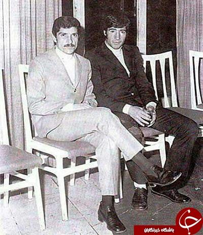 منصور پورحیدری و ناصر حجازی+ عکس