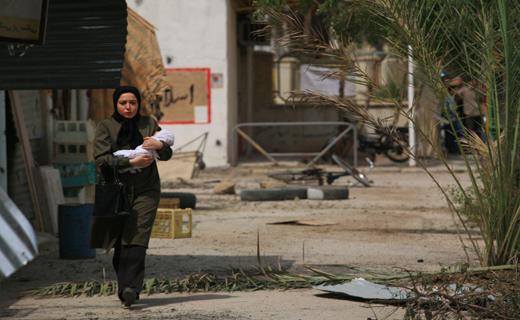 آزادسازی خرمشهر این بار به روایت «کیمیا»