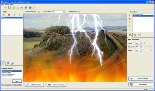 متحرک سازی تصاویر در ویندوز
