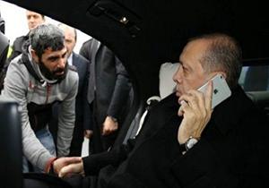 دانلود کلیپ اقدام مضحک رئیس جمهور ترکیه