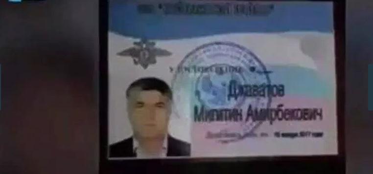 اعدام وحشیانه مأمور اطلاعاتی روس بدست داعش+ تصاویر
