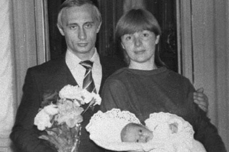 عکسهایی از زندگی خصوصی پوتین/ رئیس جمهوری که بوتاکس میکند!