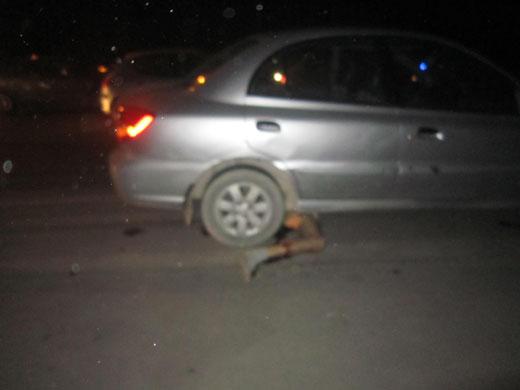 یک دستگاه خودروی ریو، جانِ مرد 40 ساله را گرفت + تصاویر