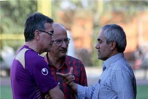 جلسه سرنوشت ساز میان طاهری و برانکو