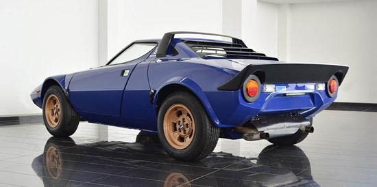 حراجی گرانترین خودرو قدیمی ایتالیایی+تصاویر!