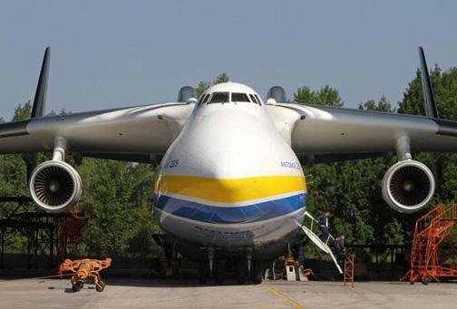 آنتونوف، غول پرنده اوکراینی+تصاویر