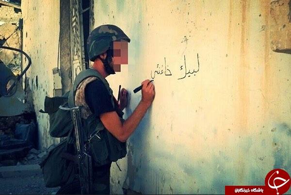 عملیات پیروز بخش سوریه + عکس