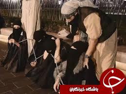 داعش زنان را این طور می فروشد+ تصاویر