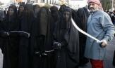 باشگاه خبرنگاران - داعش زنان را این طور می فروشد+ تصاویر