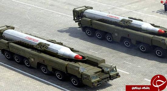 پایگاه های نظامی آمریکا در تیررس موشک