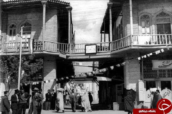 عکس مخدوش شده شاه/اوباش زمان قاجار/مامور شهربانی/تیرکمون مگسی دهه60