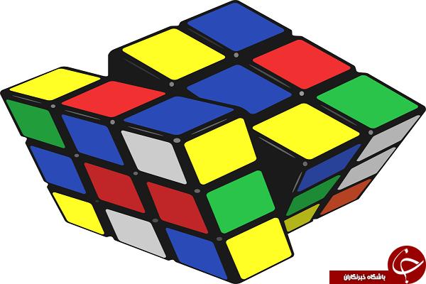حل مکعب روبیک در یک ثانیه !