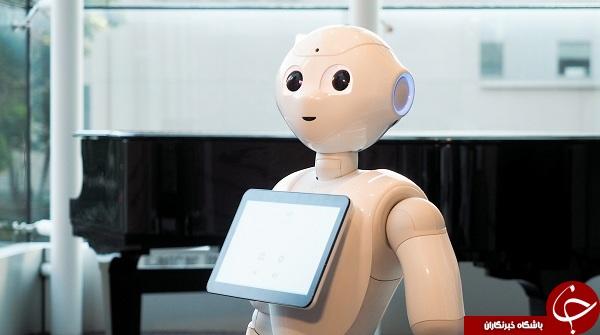 4083094 490 فروشگاه در ژاپن که تمام کارمندانش ربات هستند +عکس