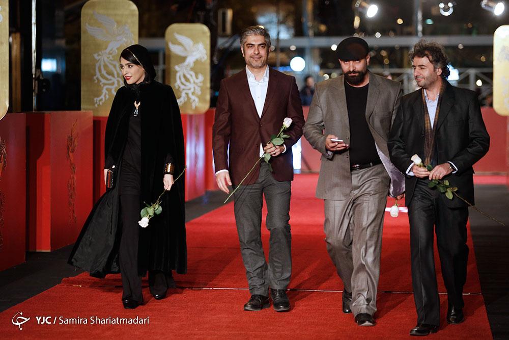 جشنواره فجر فرش قرمز