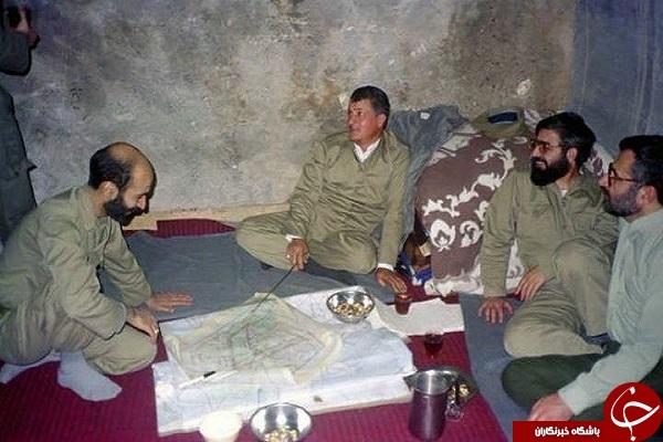 آیت الله رفسنجانی و دکتر روحانی نقشه جنگ می کشند +عکس