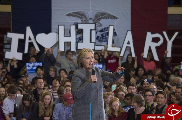 16 اقدام جالب نامزدهای ریاست جمهوری آمریکا برای پیروزی+ تصاویر