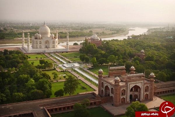 مسجدی که نماد عشق در جهان شد