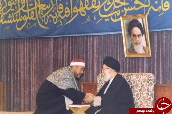 راغب مصطفی غلوش قاری برجسته مصری درگذشت