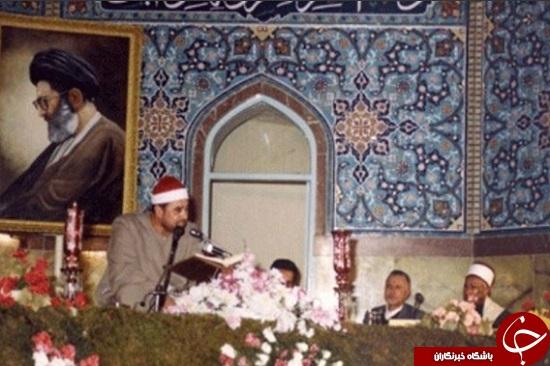 «راغب مصطفی غلوش» قاری برجسته مصری درگذشت