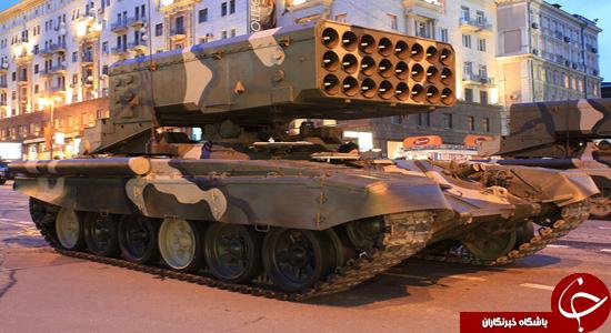 موشکهای راهبردی سوریه در