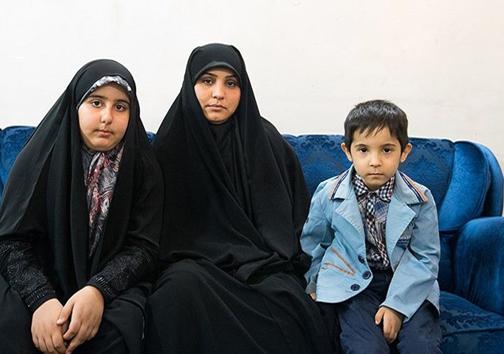همسر اولین شهید مدافع حرم: هنوز با «محرم ترک» زندگی میکنم