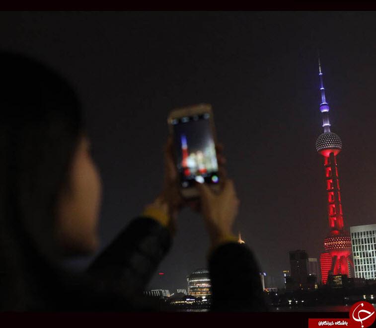 تصاویری شگفت انگیز از بلندترین برج های جهان