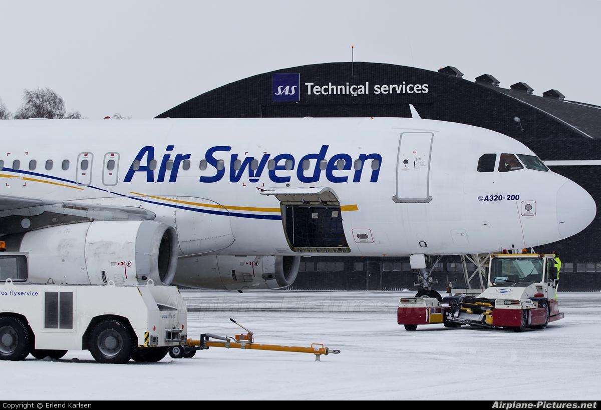 بسته شدن یک فرودگاه در سوئد در پی تهدید به بمبگذاری