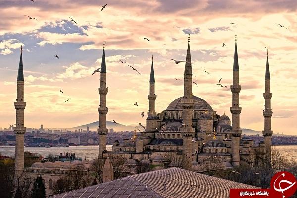 کلیسایی که پس از چهاربار ویرانی تبدیل به مسجد شد