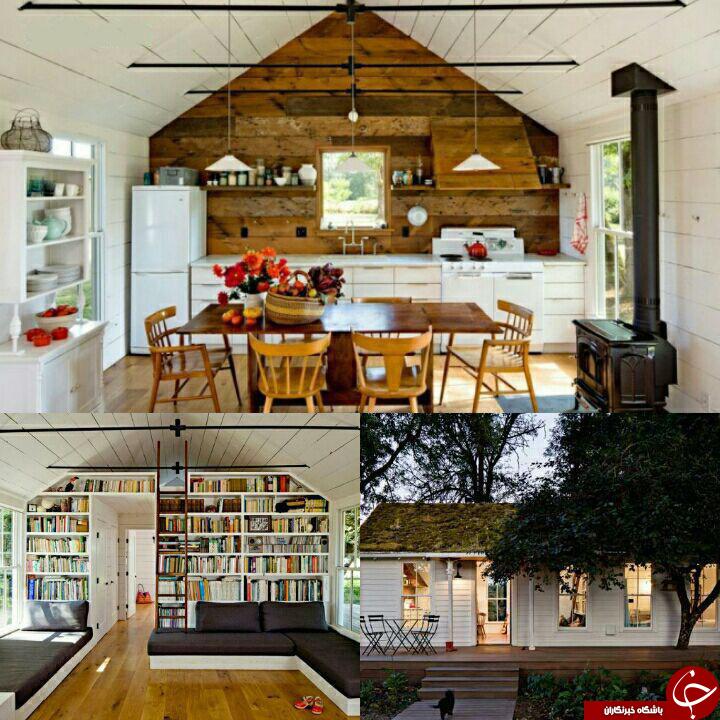 ارزانترین و زیباترین خانه های دنیا+تصاویر