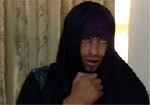 دستگیری سرباز خلافت در لباس زنانه + عکس