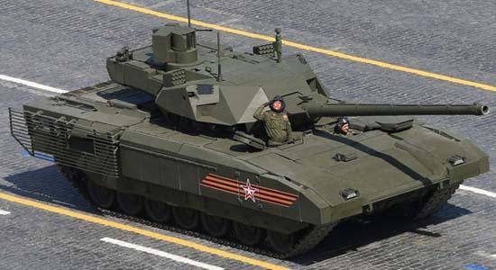 تانک T14
