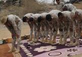 باشگاه خبرنگاران - عکس/ جنایتکارانی که نماز هم میخوانند