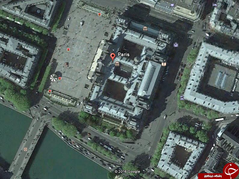 کمک گوگل برای جاسوسی از تاسیسات هسته ای ایران/مراقبت از اسرائیل+تصاویر