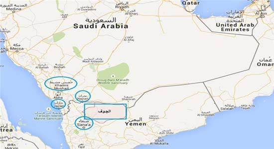 موشک صرخه یمن؛ مهمان جدید آسمان عربستان + تصاویر