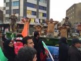 باشگاه خبرنگاران - از حضور سردار سلیمانی تا شرکت تفنگداران آمریکایی در راهپیمایی 22 بهمن+فیلم و تصاویر