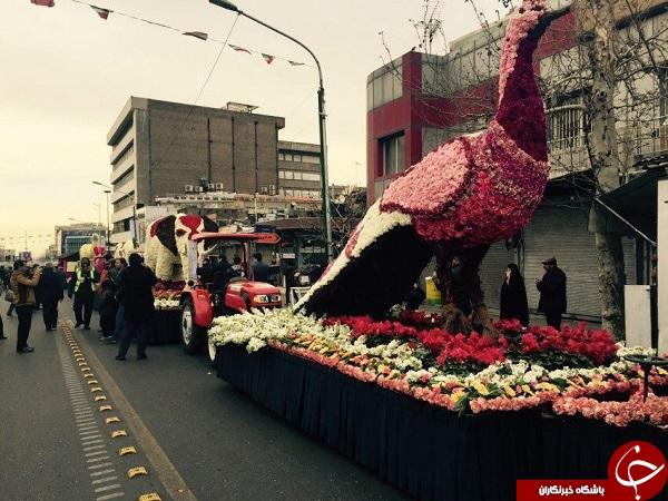 حضور چهره ها در راهپیمایی 22 بهمن +تصاویر