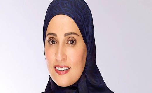 این زن وزیر خوشبختی در دولت امارت شد+عکس