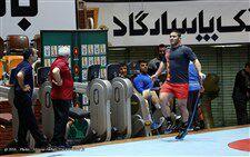 مصدومیت رضا یزدانی در اردوی تیم ملی+عکس و مصاحبه