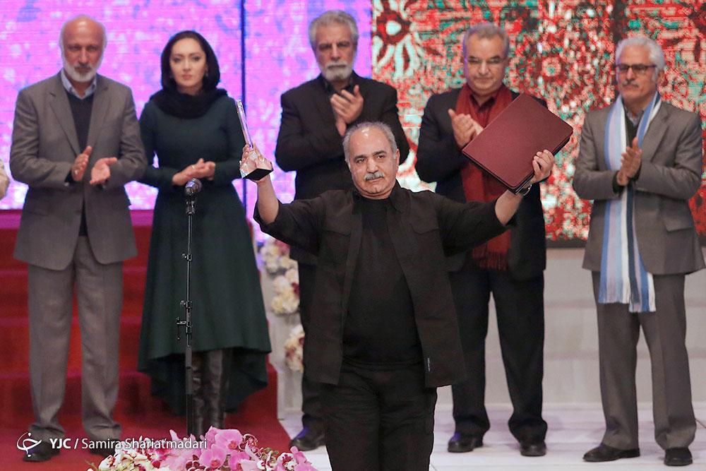 گزارش تصویری حواشی اختتامیه جشنواره فیلم فجر