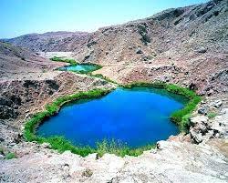 تنها دریاچه دو قلوی کشور کجاست + تصاویر