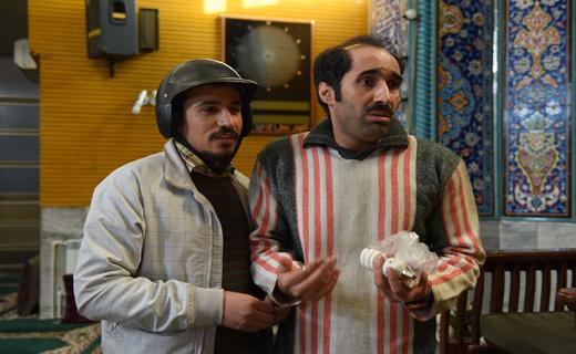 اولین تصاویر از سریال «زعفرانی» به قهوهخانه رسید/ قرعه به بازی سید مهرداد ضیایی افتاد