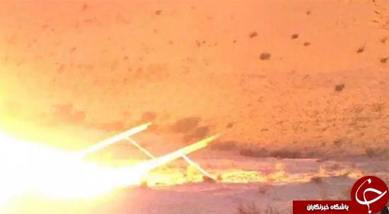 داعش فرودگاه العریش را با موشک هدف قرار داد +تصاویر