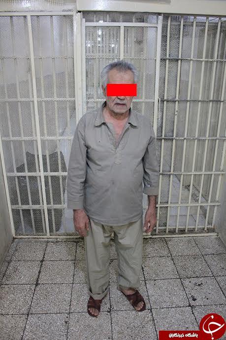 قتل همسر دوم به خاطر درخواست طلاق!/ صحنه سازی قاتل بینتیجه ماند+عکس