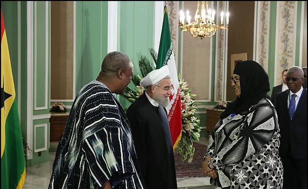 پیوند دوباره تهران و آکرا/ رئیسجمهور غنا پس از 37 سال در ...
