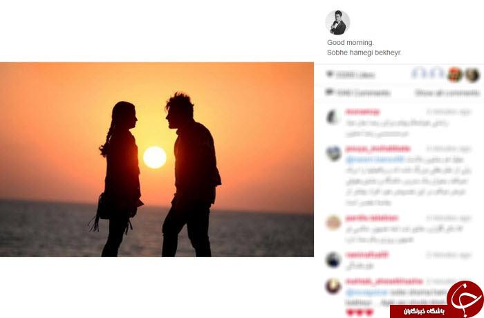 سکانس عاشقانه گلزار در بمبئی+ عکس