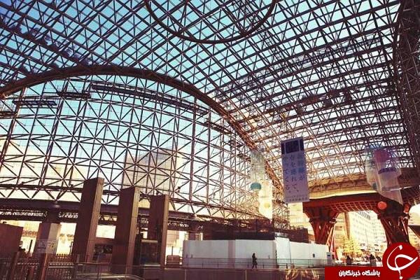 // در حال کار // زیباترین ایستگاه های قطار جهان