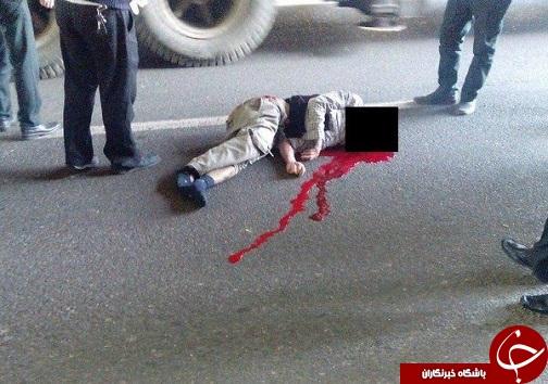 خودکشی جوان 26 ساله از روی پل در رشت+تصویر