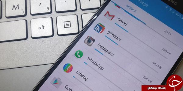 آندروید, Android, برنامه موبايل, آیپد, آیفون, دانلود, موبايل, كليپ, بازي, زنگ خوری, اس ام اس, جاوا, بازی آندروید, نرم افزار آندروید, Iphone ,Ipad - تکنیک هایی ساده برای کاهش مصرف دیتا + آموزش