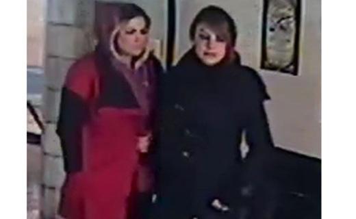 این خانمهای سارق را شناسایی کنید + تصویر