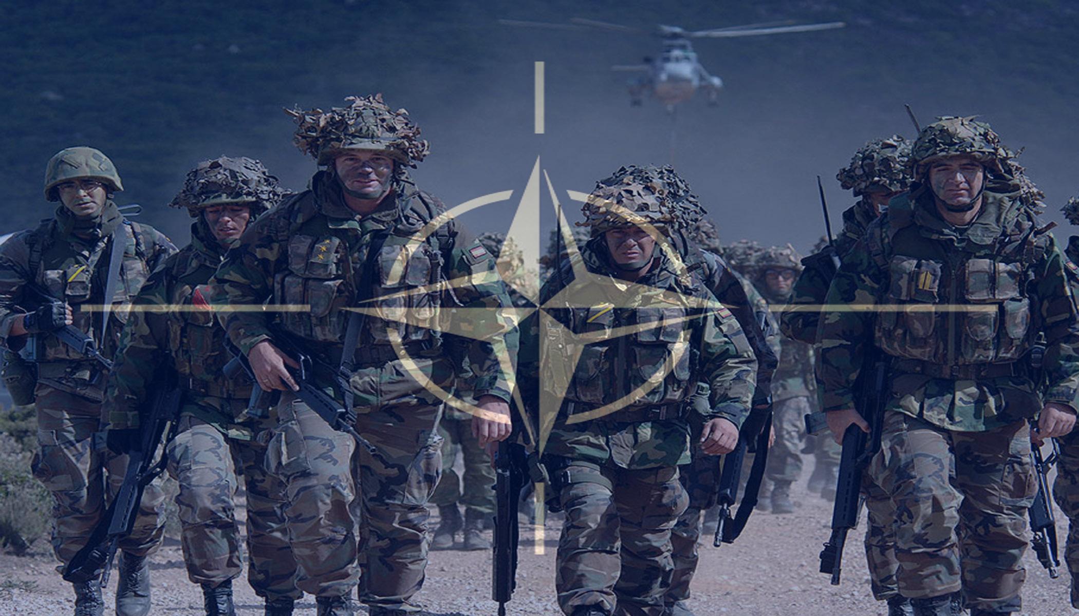 بستر سازی جنگ جهانی سوم در گستره